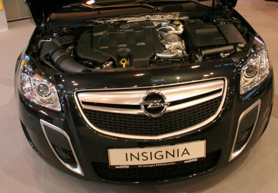 Insignia OPC Hatchback Opel tuning 2009