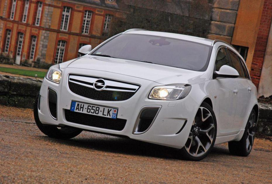 Insignia OPC Sports Tourer Opel parts wagon