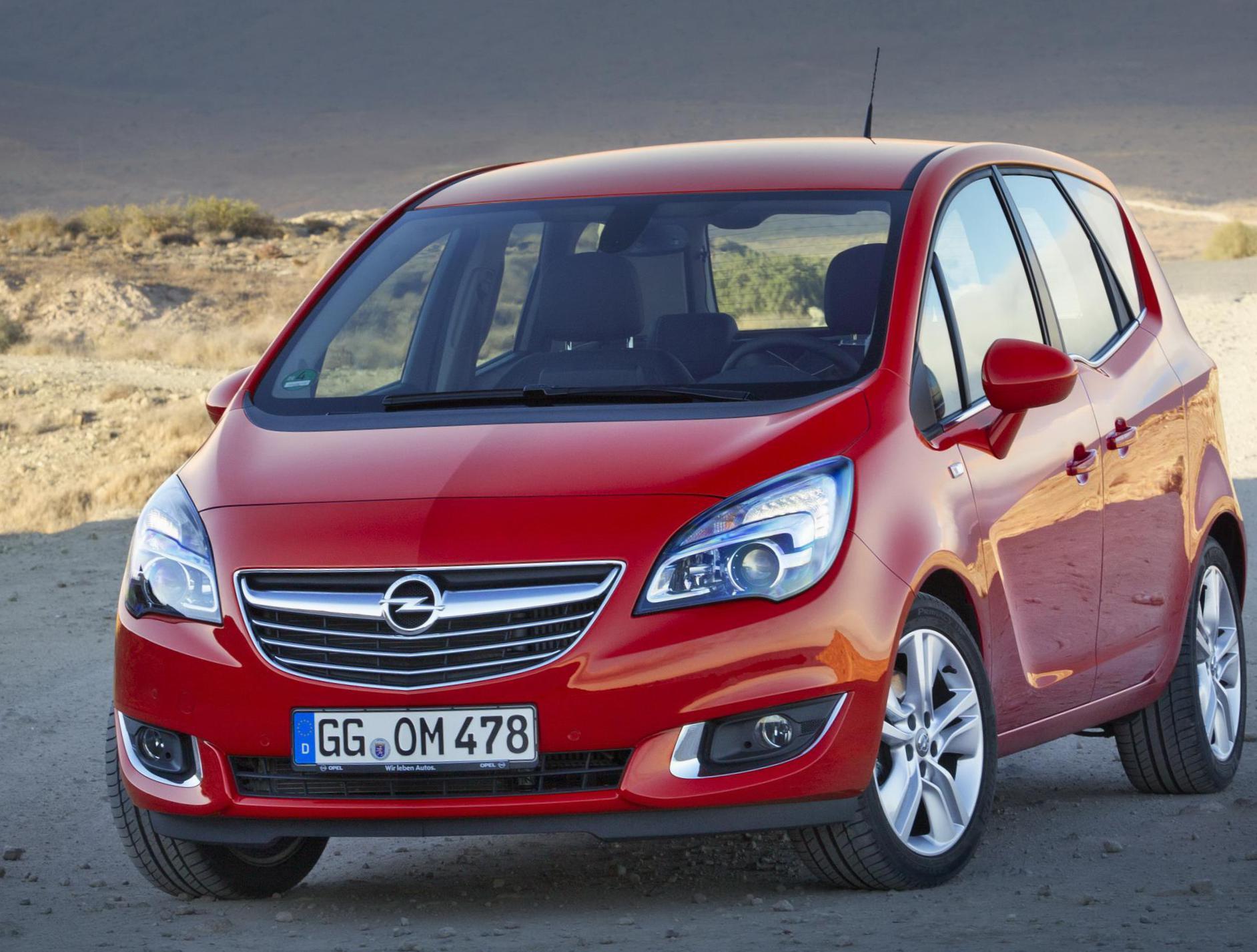 Opel Meriva B Photos And Specs Photo Meriva B Opel Tuning And 22 Perfect Photos Of Opel Meriva B