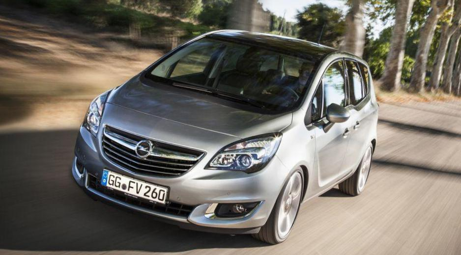 Opel Meriva B prices liftback