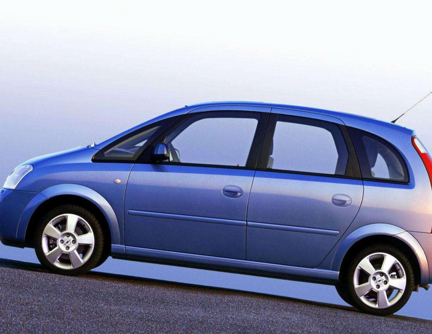 Opel Meriva A Photos And Specs Photo Meriva A Opel Tuning And 24 Perfect Photos Of Opel Meriva A
