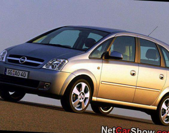 Opel Meriva A for sale 2009
