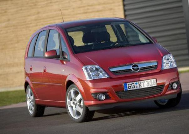 Opel Meriva A prices liftback