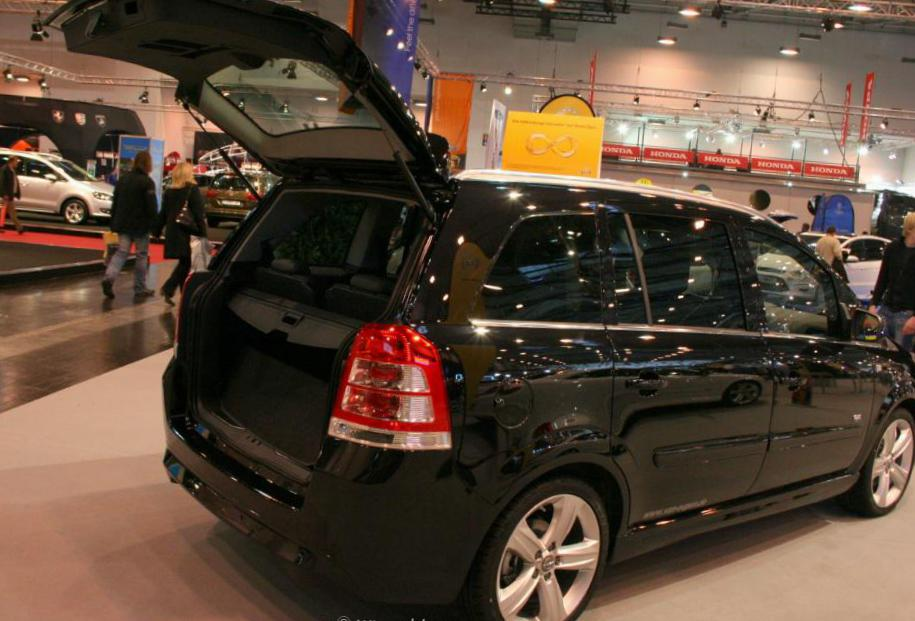 Opel Zafira B sale sedan