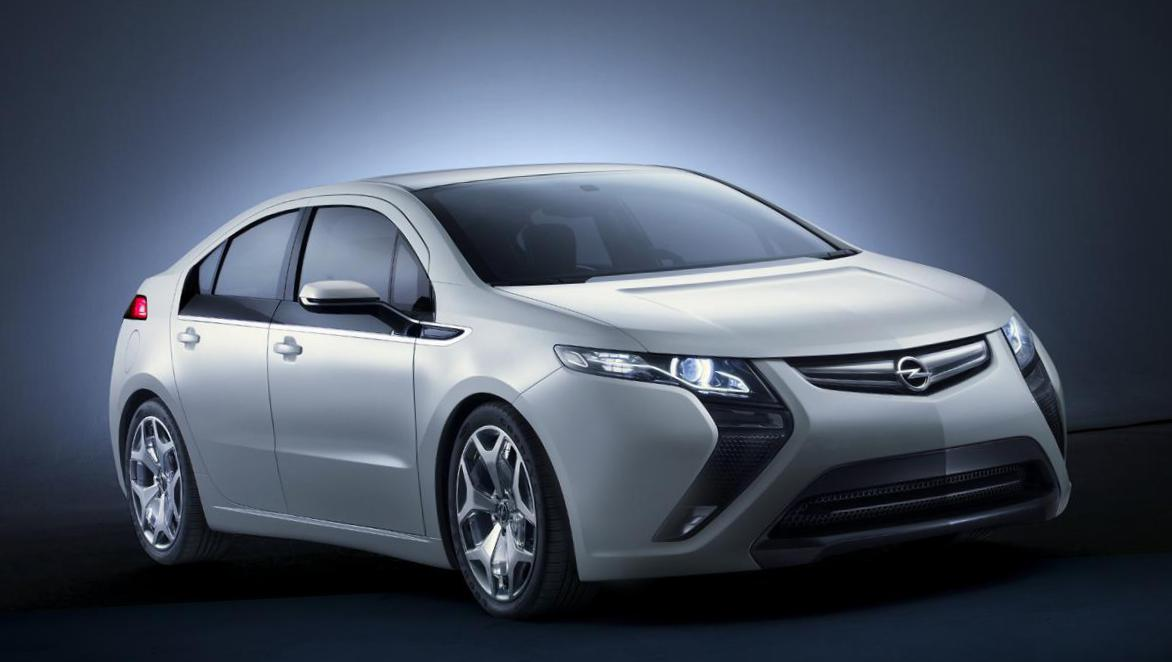 Ampera Opel for sale sedan