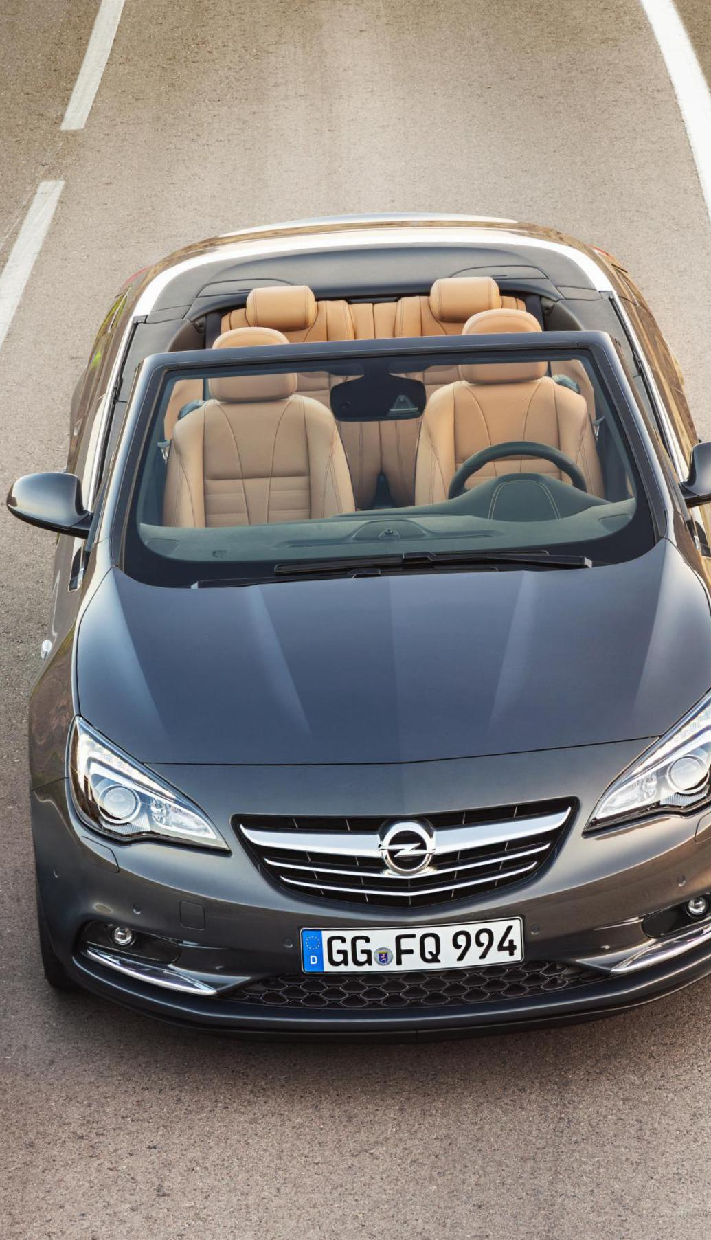 Opel Cascada Specifications 2011