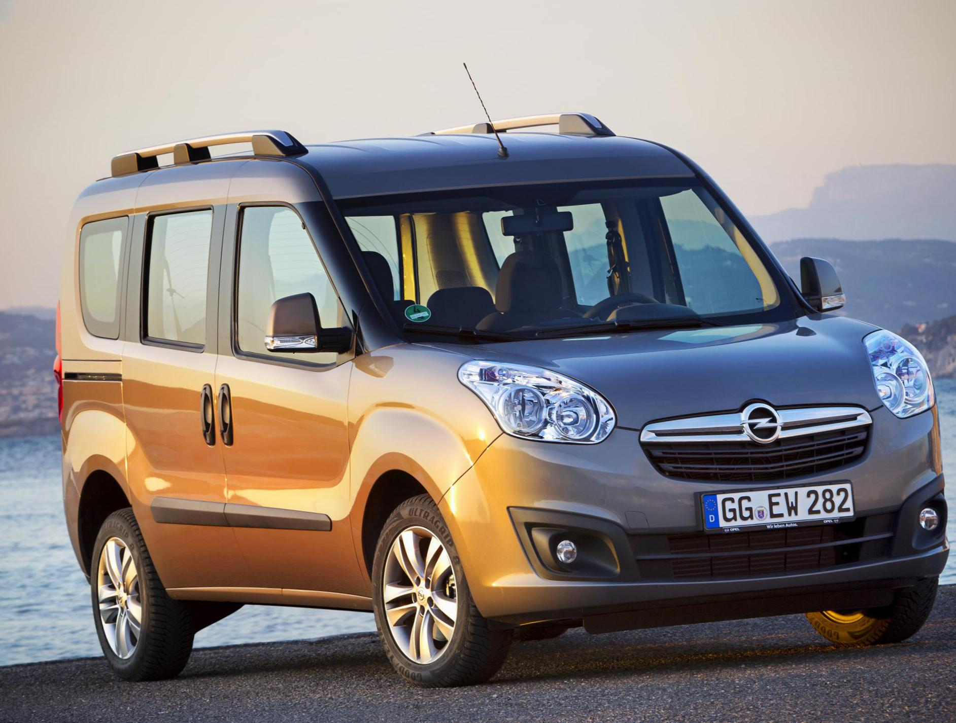 Opel Combo Specification 2009