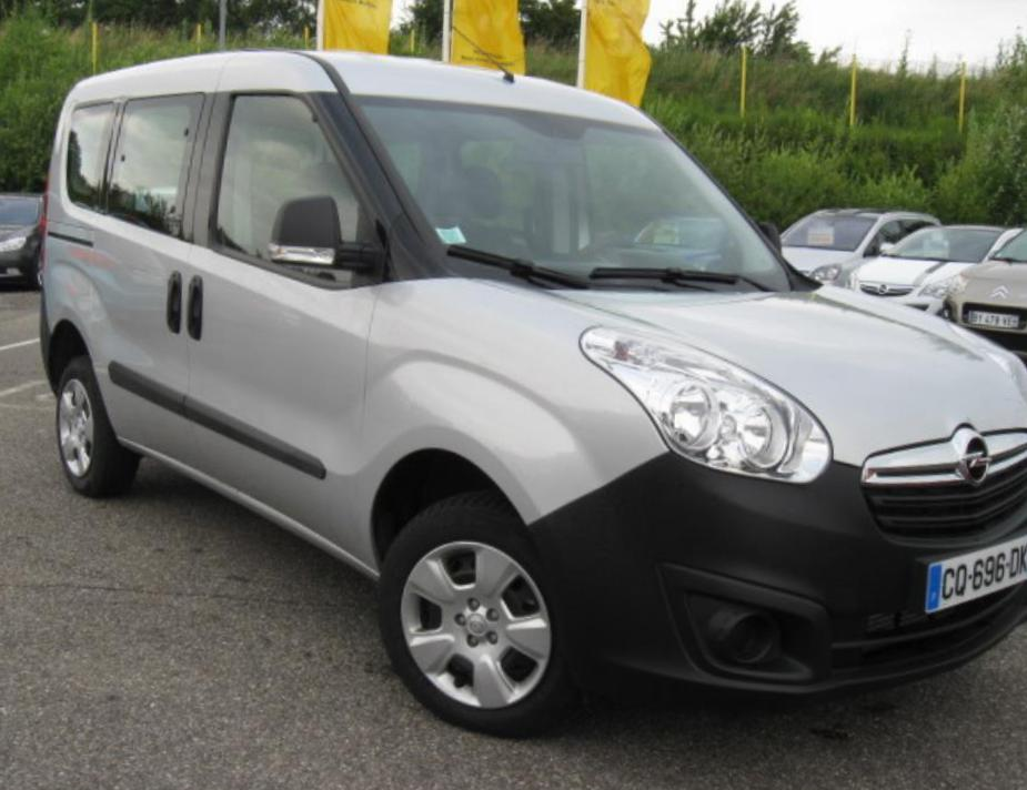 Combo Tour Opel approved 2009