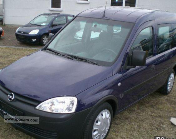 Combo Tour Opel for sale suv