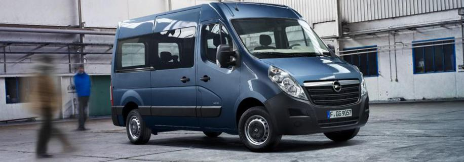 Movano Combi Opel Specifications 2011