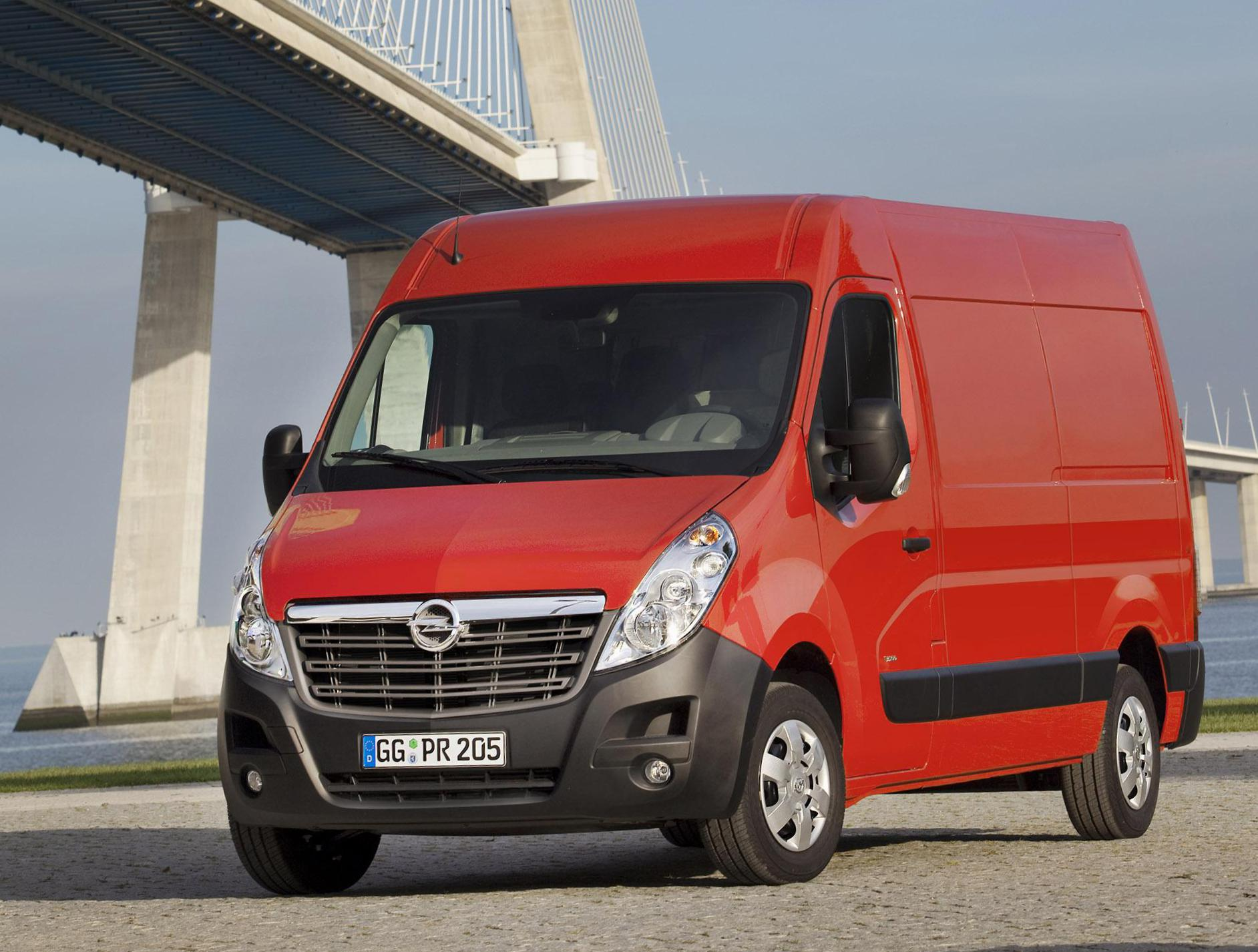Opel Movano Combi Specifications suv