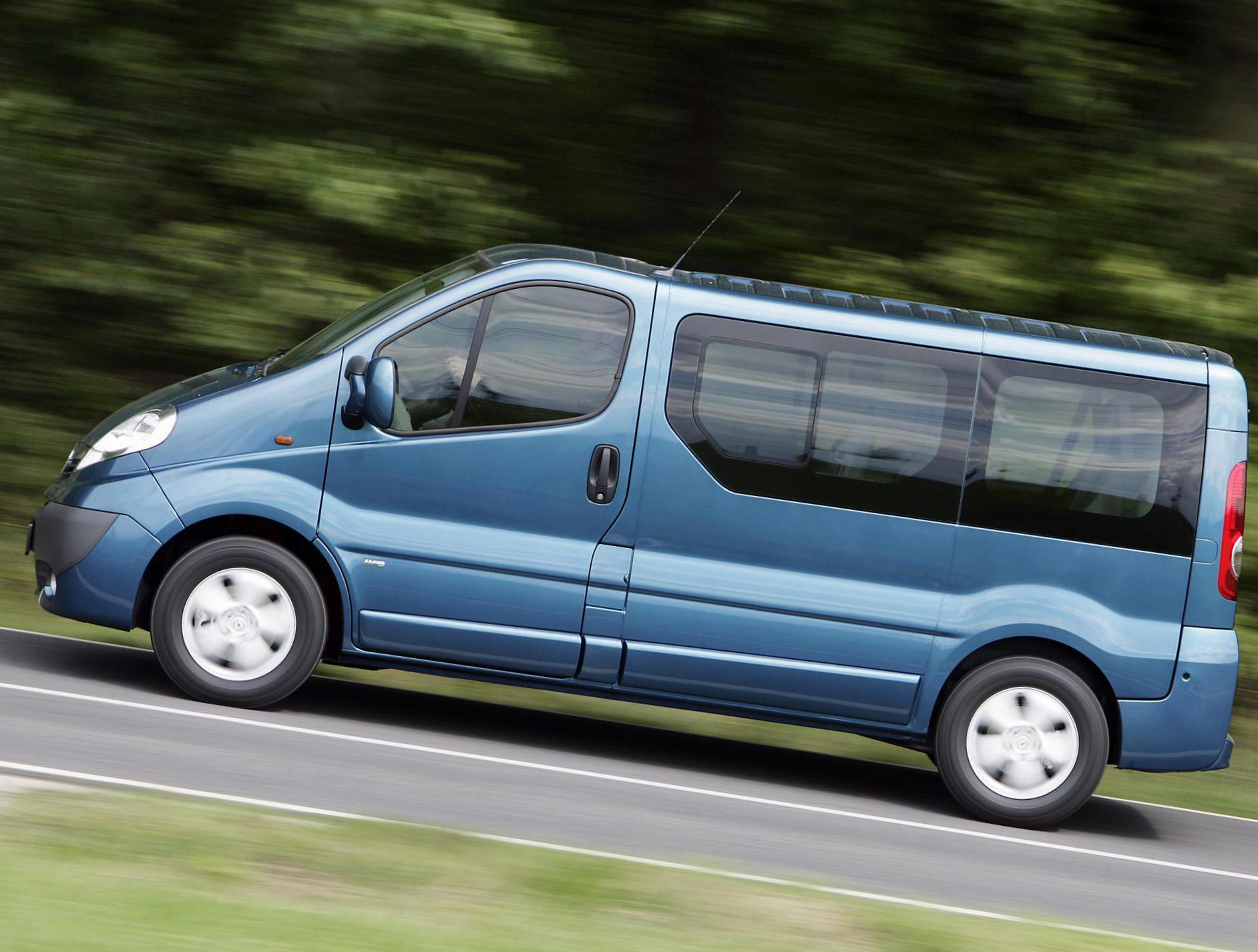 Vivaro Opel Specifications 2011
