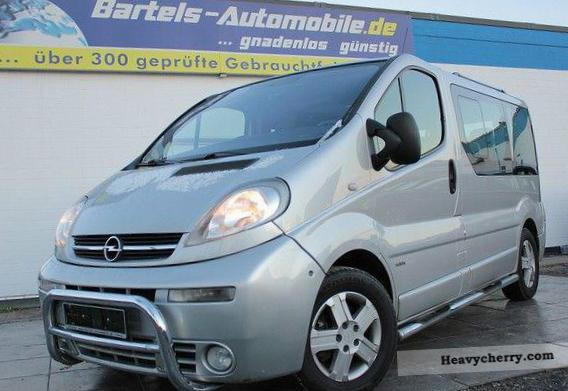 Vivaro Tour Opel sale 2014