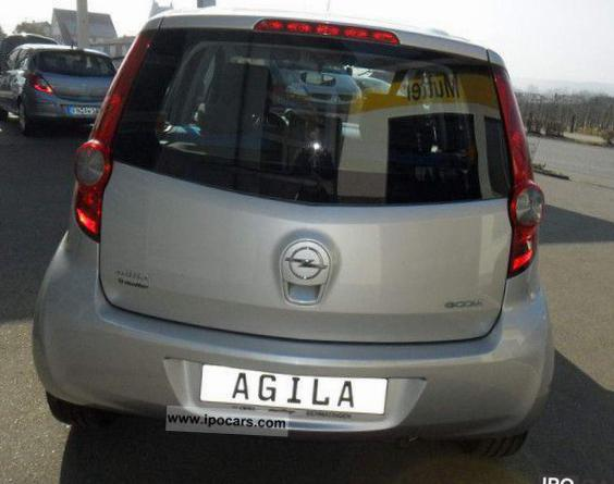 Opel Agila B new 2009