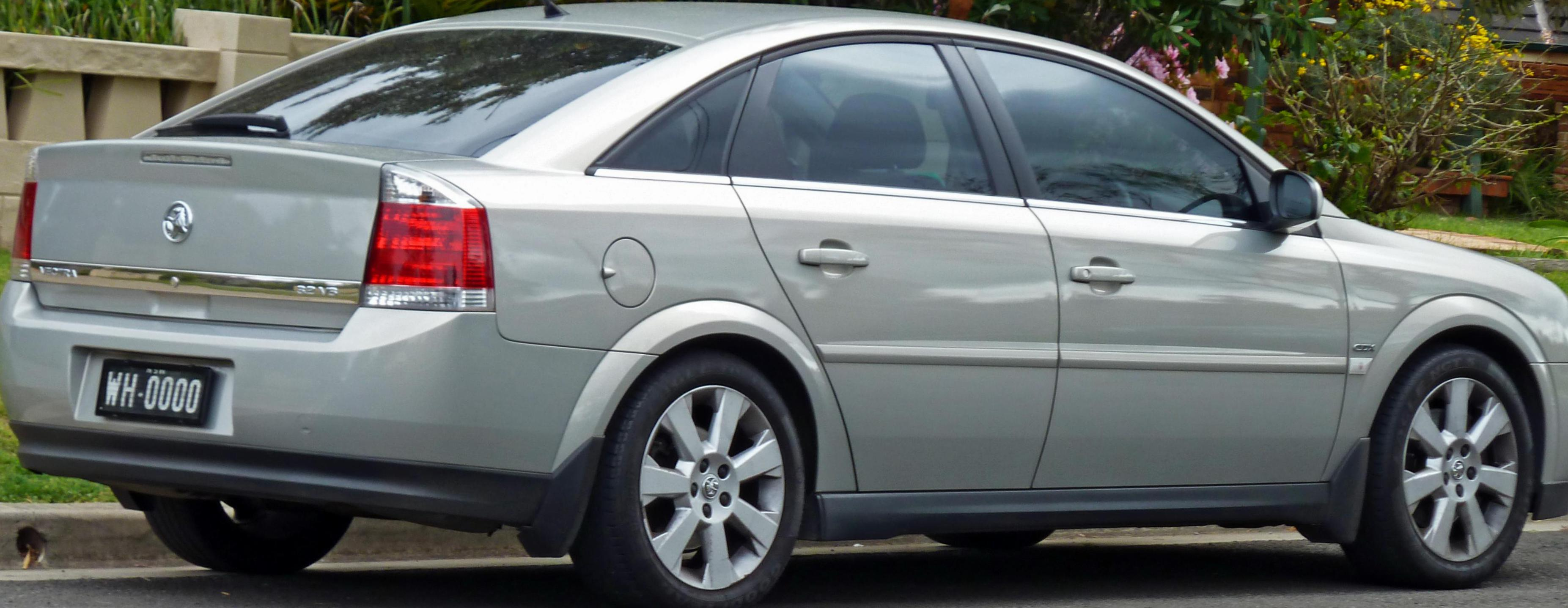 Opel Vectra C Hatchback model 2006