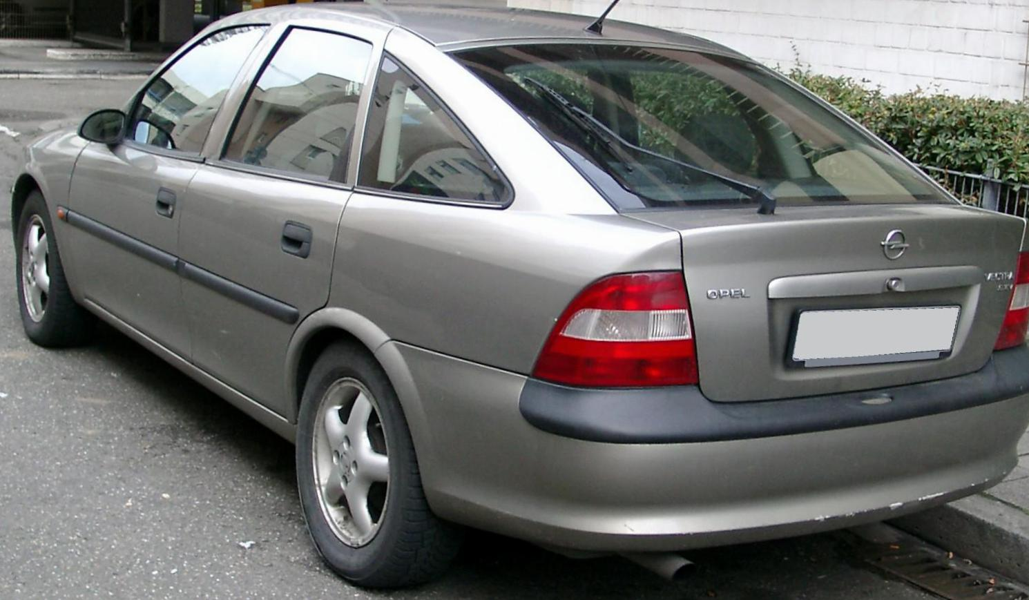 Vectra C Hatchback Opel lease minivan