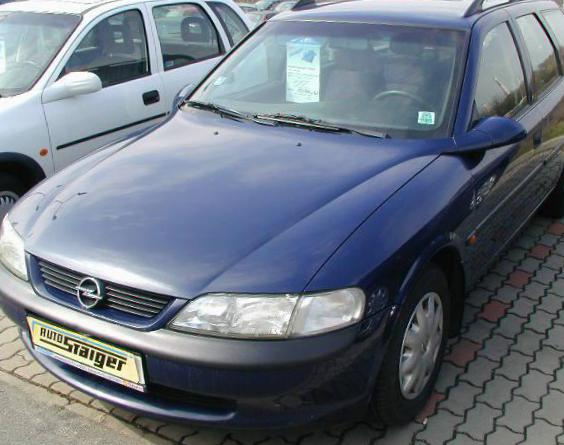 Opel Vectra C Caravan for sale 2008