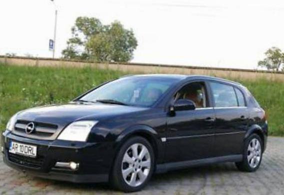 Signum Opel approved 2007