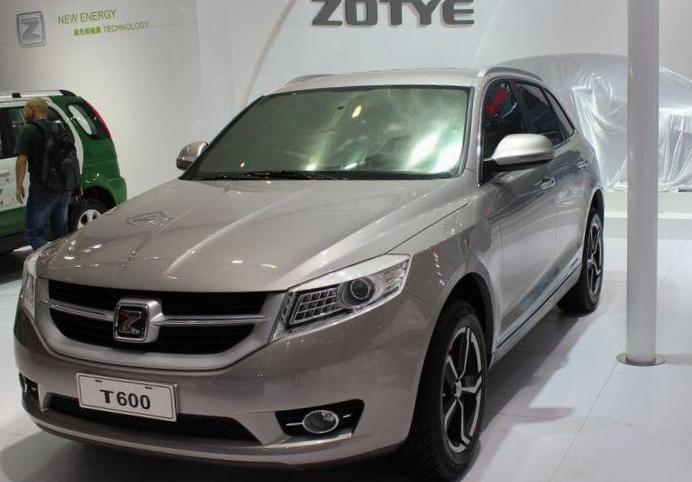 Zotye Z100 reviews 2008