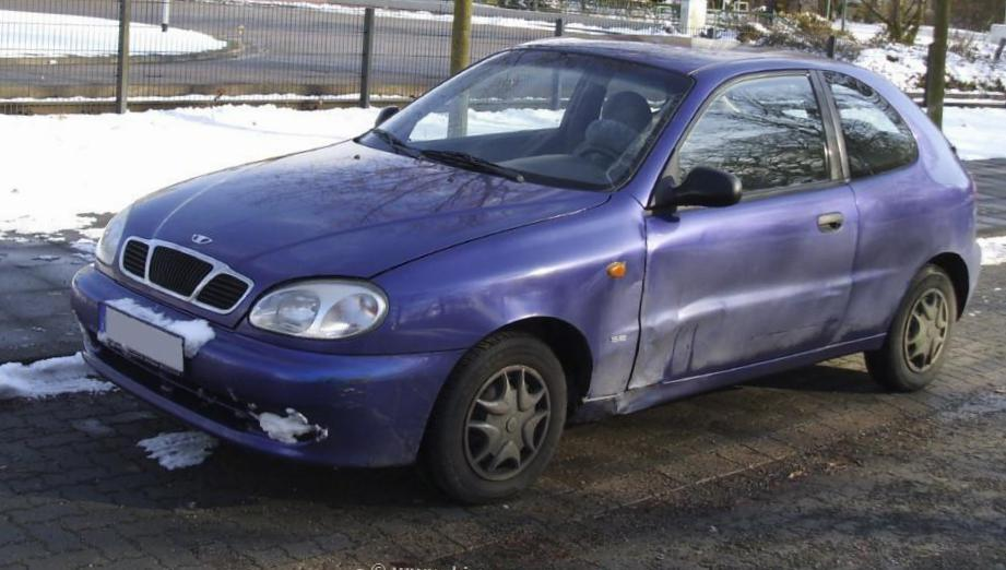 Daewoo Lanos Specification 2006