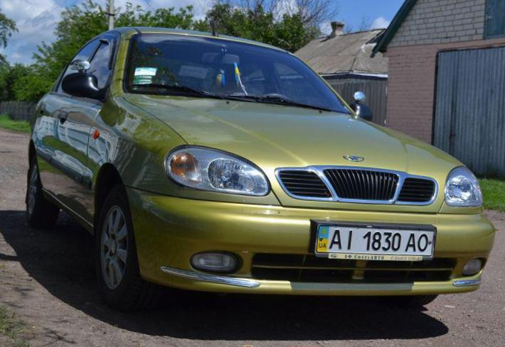 Lanos Pick-up Daewoo Specifications 2008