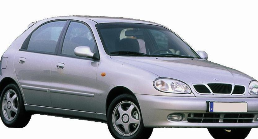 Sens Daewoo Specification 2012