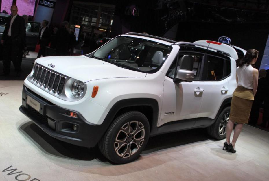 Jeep Renegade cost 2013