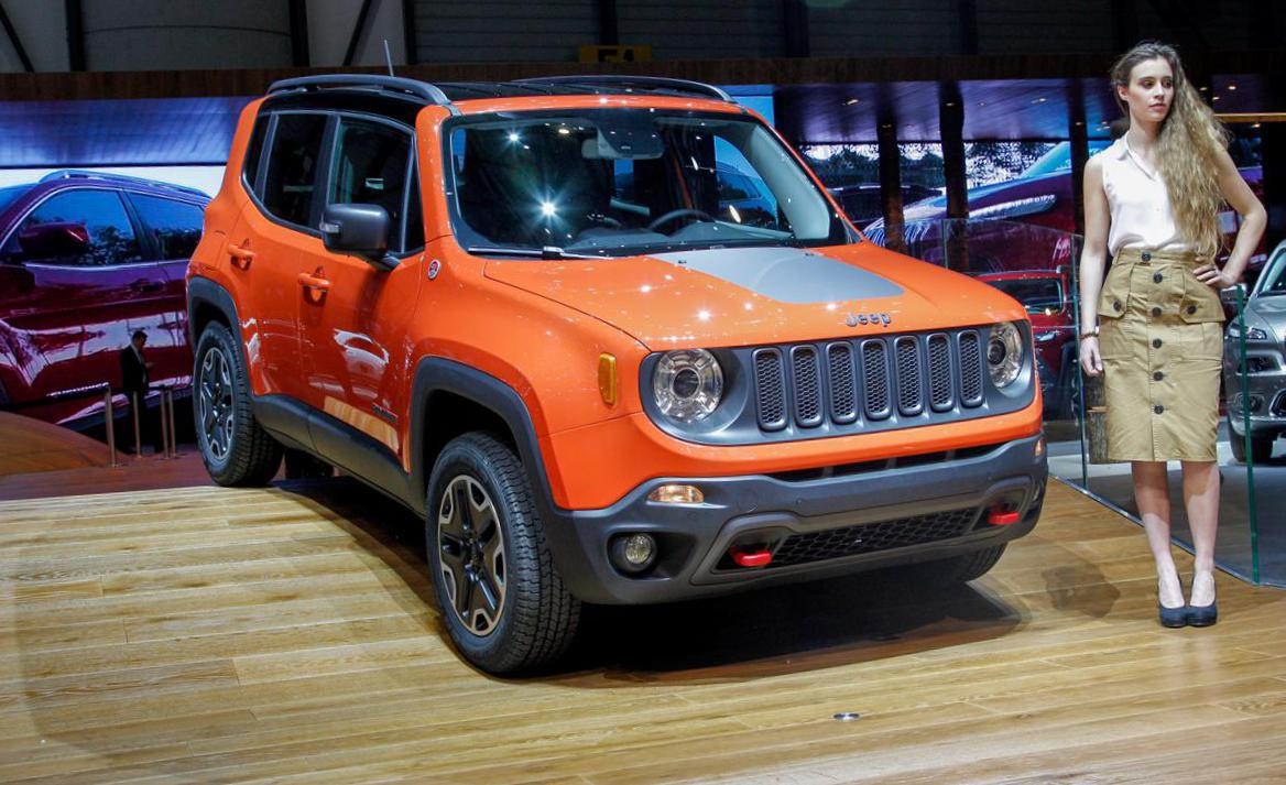 Renegade Jeep approved liftback