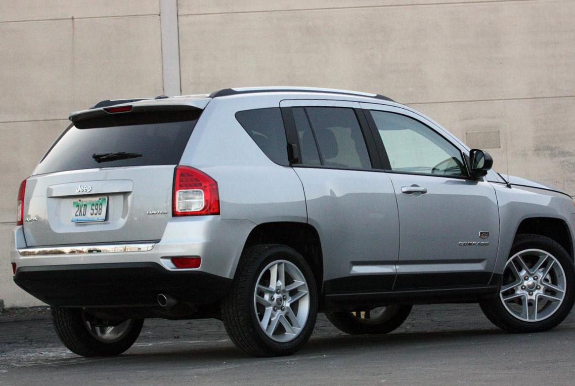 Jeep Compass approved suv
