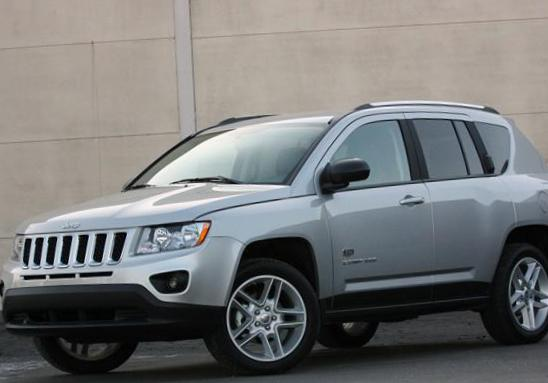 Jeep Compass price 2011