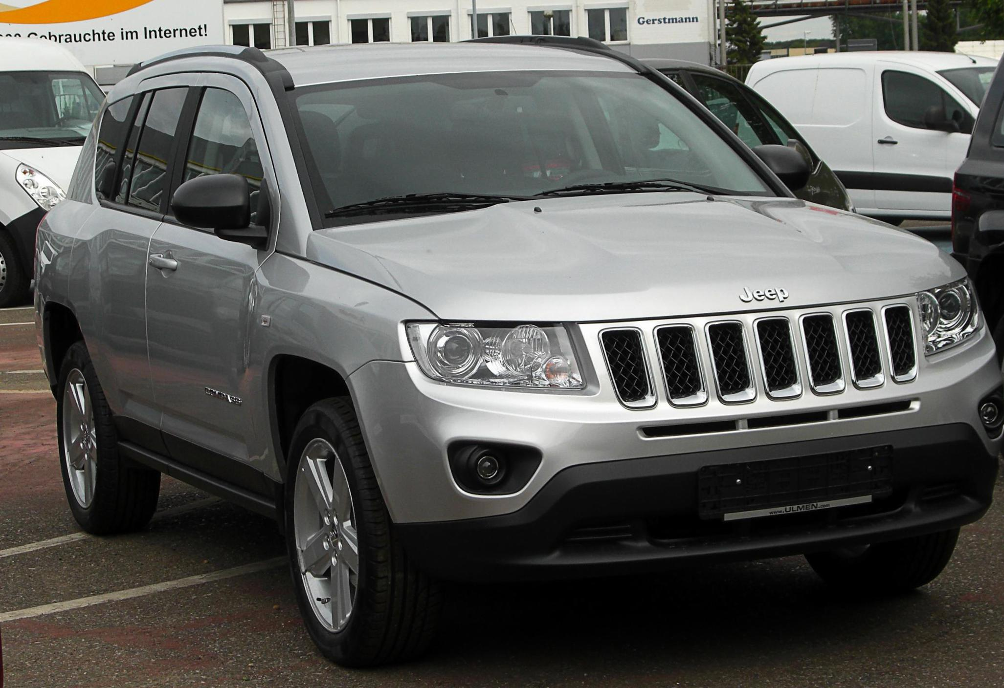 Jeep Compass Review 2008