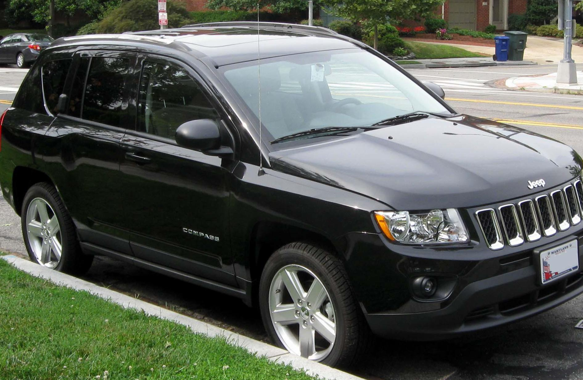 Jeep Compass tuning 2013