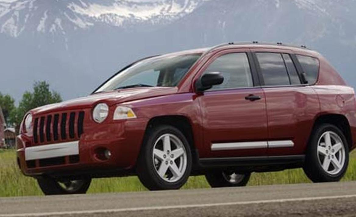 Jeep Compass model 2008