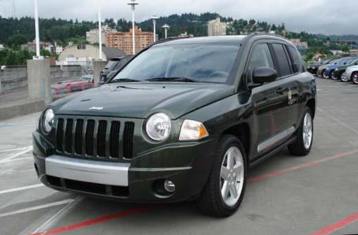 Jeep Compass Specifications suv