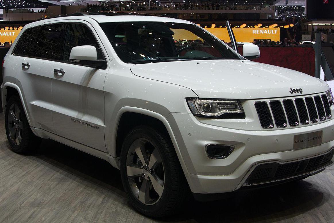 Jeep Cherokee approved 2011