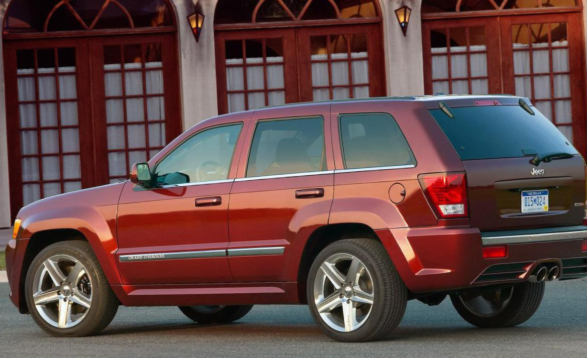 Jeep Cherokee lease wagon