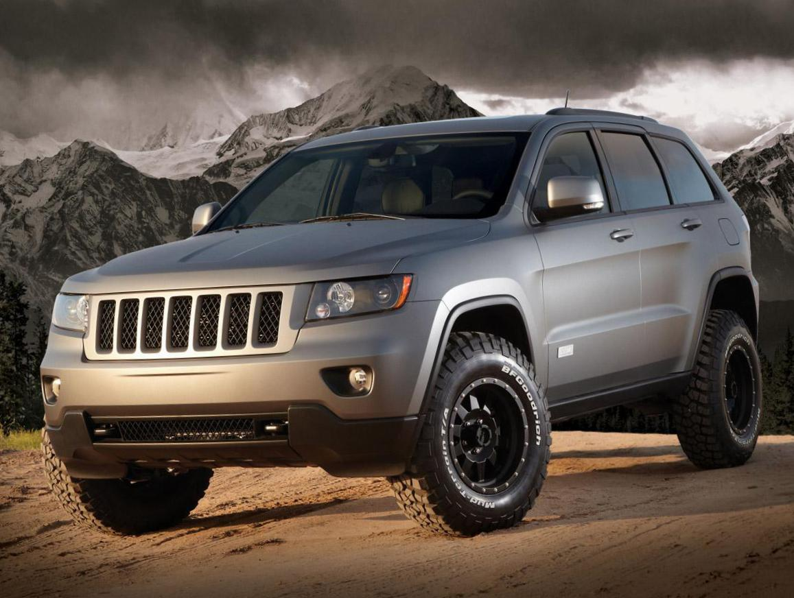 Grand Cherokee Jeep sale 2008