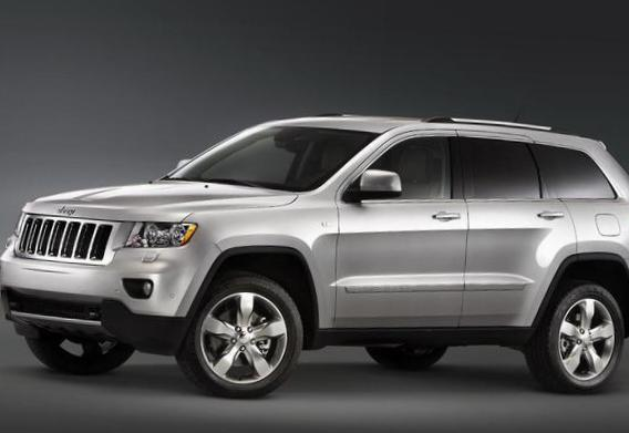 Jeep Grand Cherokee new 2008
