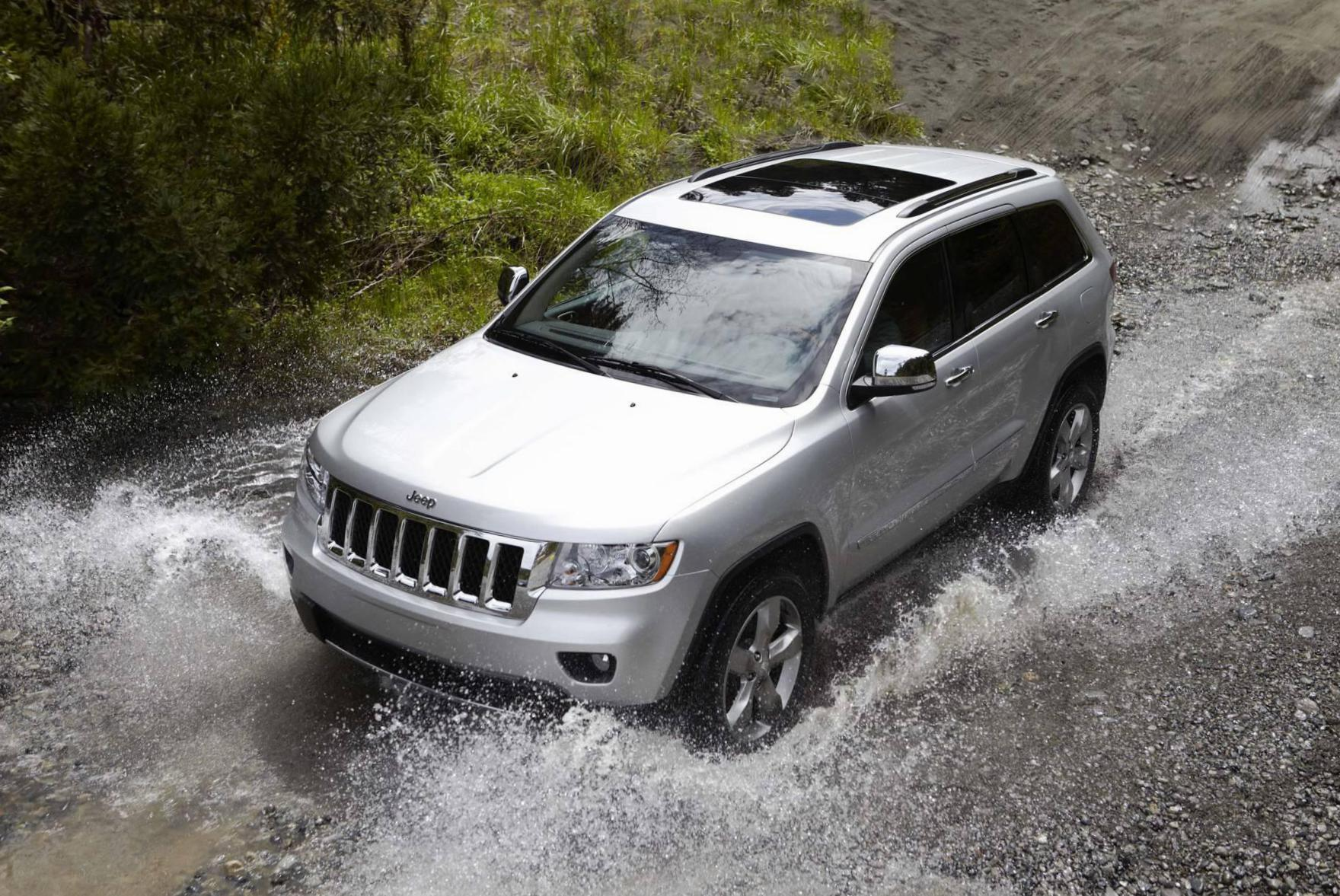 Jeep Grand Cherokee reviews 2013