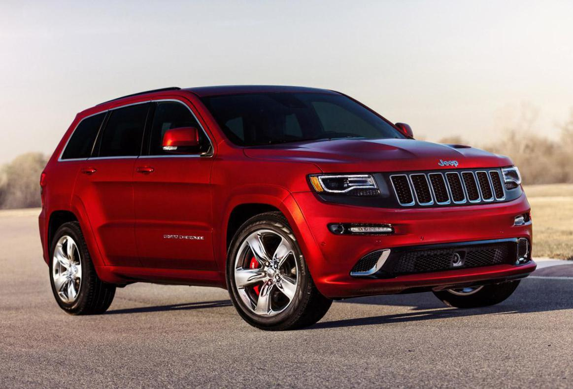 Jeep Grand Cherokee Specification 2013