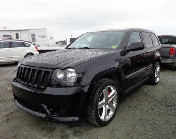 Grand Cherokee Jeep approved 2012