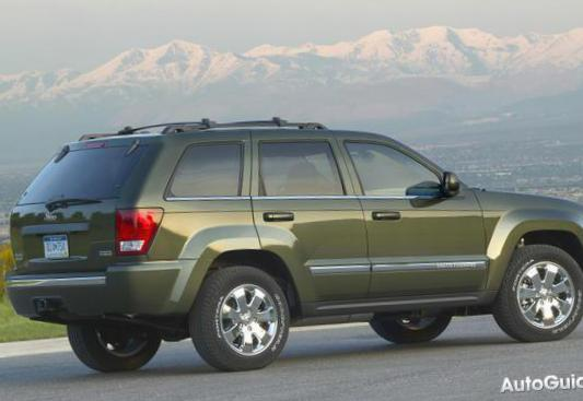 Jeep Grand Cherokee cost hatchback