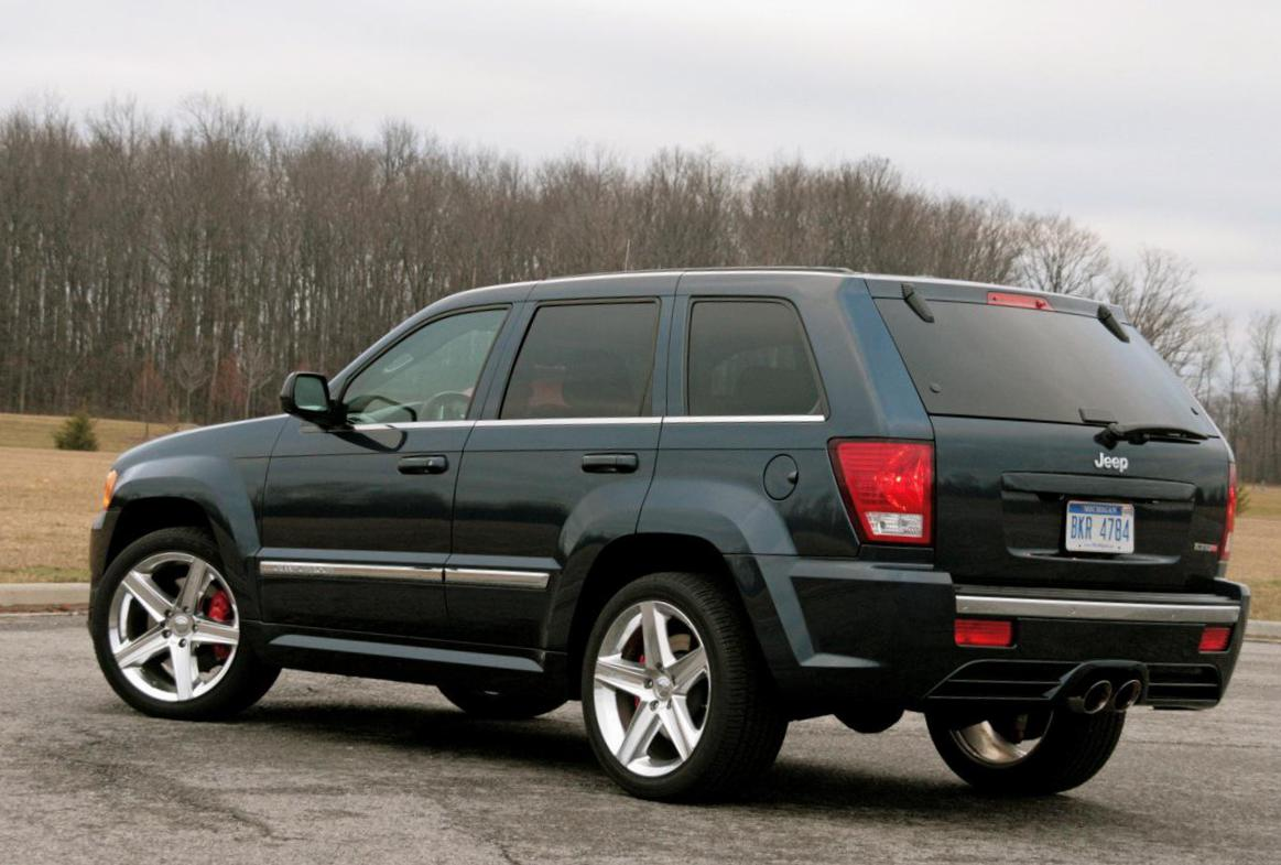 Jeep Grand Cherokee Specifications 2011