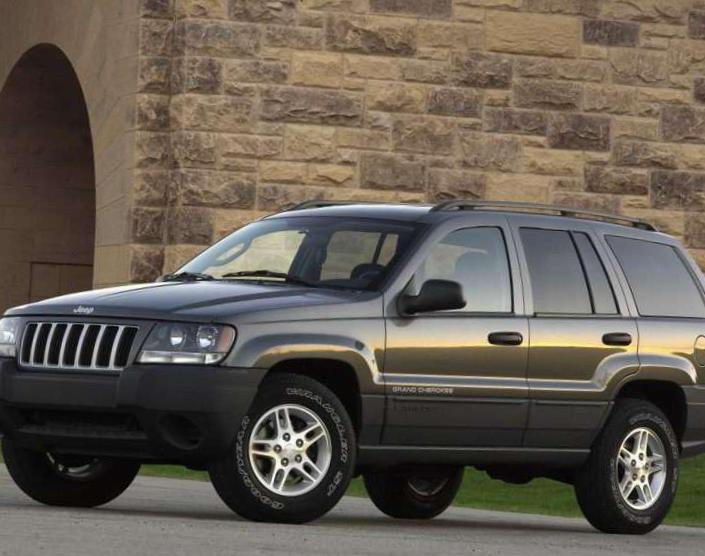 Jeep Grand Cherokee auto hatchback
