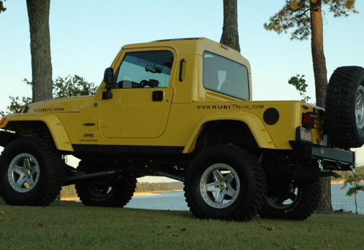 Jeep Wrangler Specification 2009