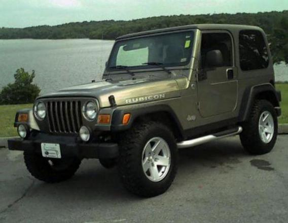 Jeep Wrangler usa 2002