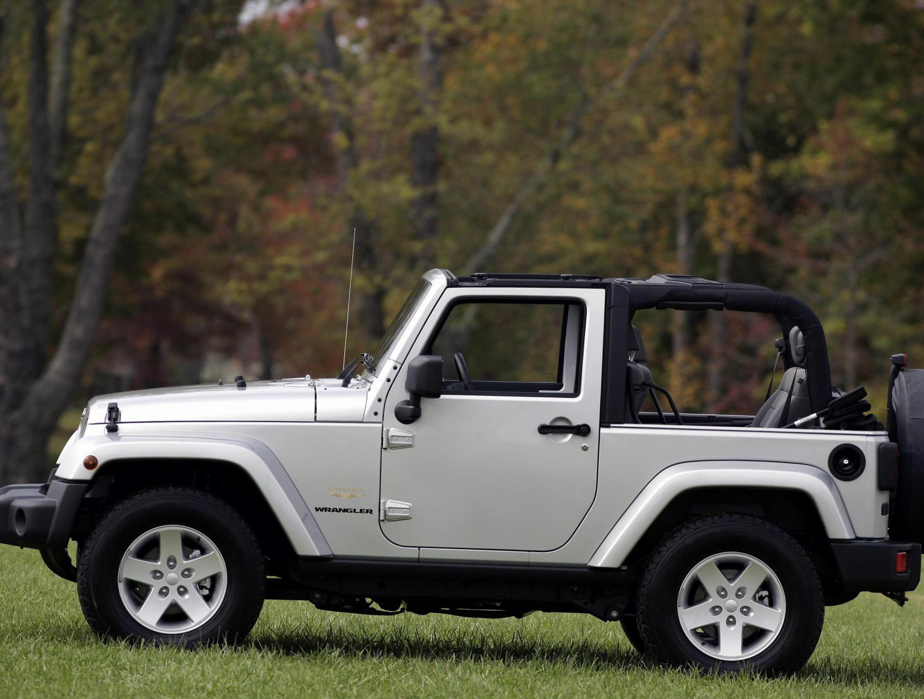 Wrangler Jeep lease 2008