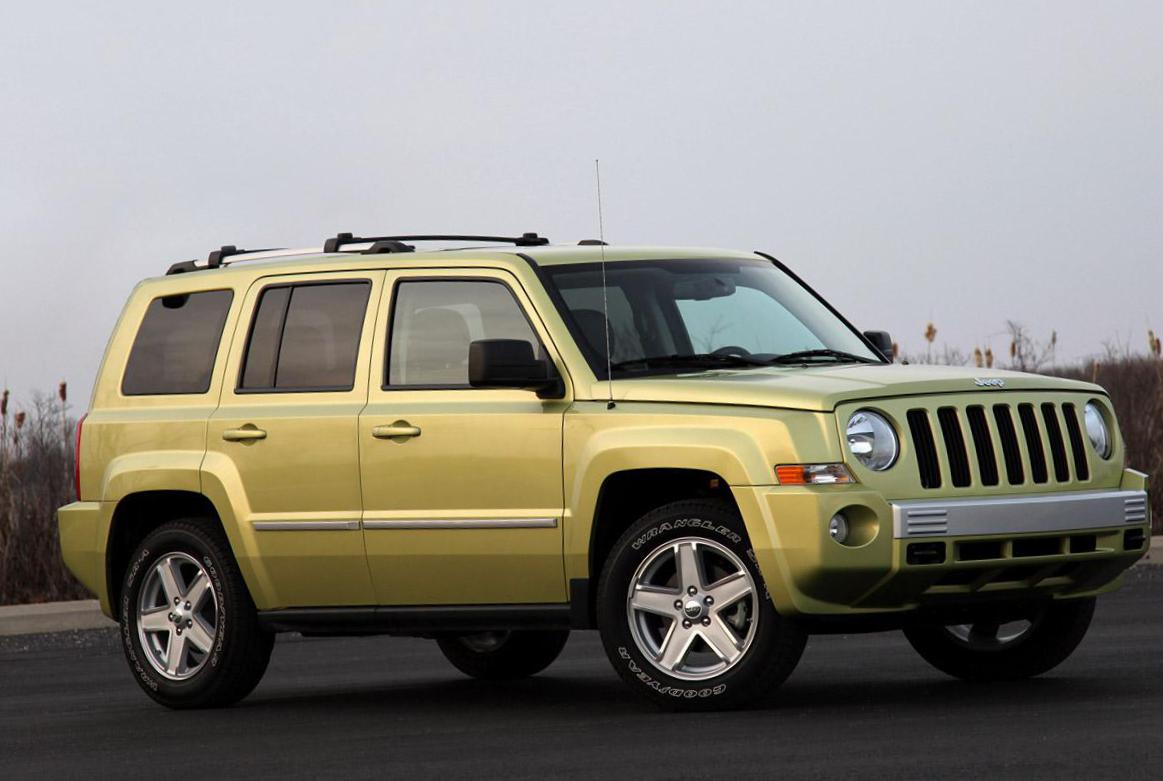Jeep Patriot Cost 2014