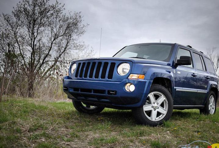 Jeep Patriot for sale minivan