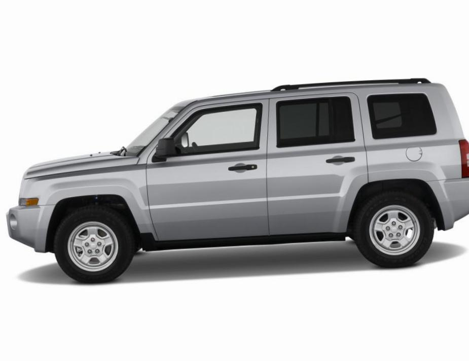 Jeep Patriot how mach 2008